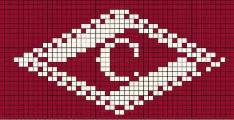 Фотография 5 - Схемы прямого плетения - Схемы плетения - Site about...